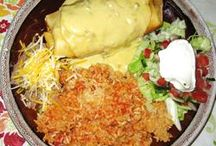 Mexican!!! Yum!! / by Mary Decker