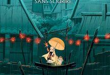 graphic novel / by Janaína Galhardo