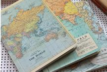 notebook map cover
