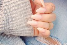 Nude nails / Manicure inspi