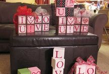 Love is in the air / by Tracie Watts