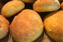 vaalea leipä, sämpyt