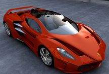 Cars and motor cycle's / lots of really cool looking cars and motor cycles !!!!