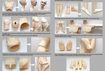 DIY BJD Resources/Inspirations