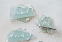 Wedding - Name Places