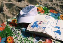 Ceramics summer 2016 inspo / Colour palettes and motifs for next batch of ceramics