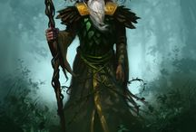 Human Male Druid