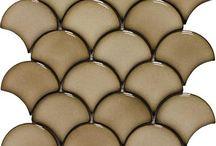 Mosaics - Ceramic / Soci Select Tile. Ceramic Tile