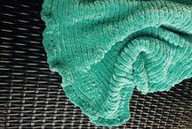 Pletená deka pro miminko