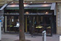 Pariisin ravintolat ja ranskalainen keittiö / Ne, jotka ovat jättäneet lähtemättömän jäljen ja joita koskaan ikinä unohda.
