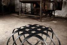 Rustic Metal & Wood / Things made from metal & wood