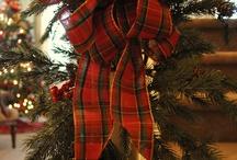 CHRISTMAS 2012 DECORATIONS