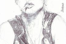 Portraits Madonna