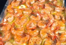 Seafood Recipes / by Joan George