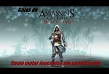 Assessin's Creed IV.