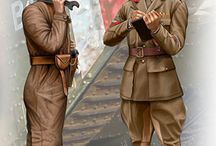 Uniformi inglesi ww1
