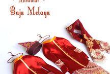 Riau melayu Traditional costumes