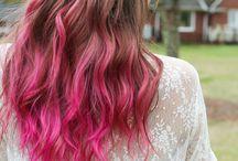Coloured hair ideas
