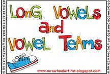 Phonics & Spelling- 1st grade