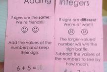 Integers math