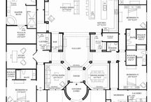 Houses and plans