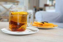 Napoje / Pyszne i aromatyczne napoje na każdą porę roku. Pełne owoców oraz korzeni.