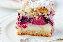 Desserts fruités // Sweets fruits