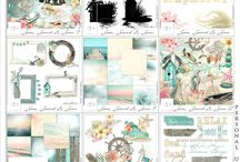 "Layouts using ""Sea, Sand & Sun"" Collection / collection available here : https://www.dsdesign.biz/#Scrap_Store.C/s204808p/Sea_Sand_Sun_Collection"