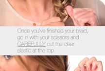 Hair how to....... / by Marae Wenzel