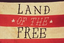 #America / American pride. Land of the free, home of the brave.  www.tortugamusicfestival.com // #TortugaFest