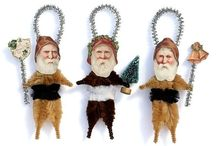 Chenille Ornaments / by Samantha Hill