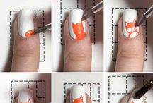 Nail designs tutorial