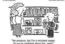 Library Humour / by Kimberly Hanna