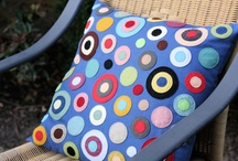 Cushion inspiration... / by Tracy Dowling