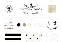 Design // BRAND BOARDS