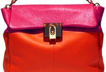 Handbags and purses / by Dani Pearson