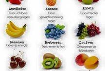 waar fruit goed voor is