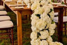 Table runners and decor