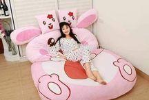 çocuklar için yatak