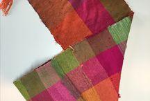 磨作博 手織り / 殿シャツ販売の傍ら手織り服を製作しています。
