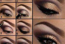 Dance makeup inspiration.