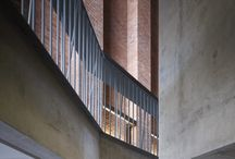 Architecture - Stairs/Balustrade