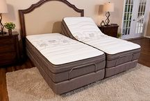 What Should I Consider When Buying An Adjustable Bed? / An adjustable bed, unlike a traditional bed, allows you to position the mattress at an incline or elevate the bed at the top or bottom. Many of the adjustable beds come with other features like heating, cooling, and massage, but the basic principle remains.