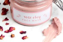 hair & face :: stuff to put on my face