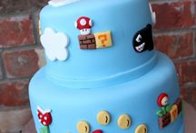 Cute Cakes/Cupcakes/Cookies  / by Tisha Scott