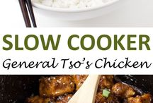 Slow cook chinese