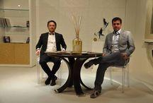 Italian Luxury Interiors 2014 / La carrellata di immagini della nostra partecipazione all'esclusiva mostra al Dubai Ritz Carlton