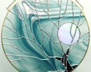 Stained Glass Ideas / by Nancy Flecknell