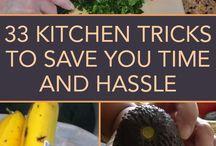 Kitchen tricks