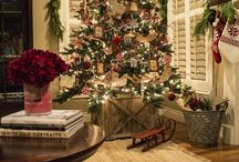 Décoration intérieure de Noël